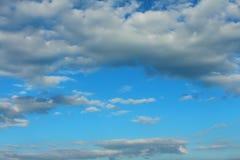 Rosja niebo Rosyjski niebo! Obraz Stock