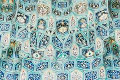 Rosja, Petersburg, 21 05 2018: Mozaiki płytki dekoracja Obrazy Stock