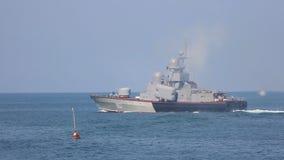 Rosja - pocisk łódź zbiory wideo