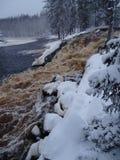 Rosja Podróż Rosja Karelia zdjęcie stock