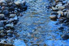 Rosja Rosyjska lasowa wiosna w Rosja piękna natura rzeka w zimie, piękni wzory, jasny woda Obraz Royalty Free