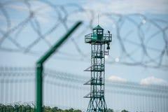 Rosja Ukraina granica obrazy royalty free