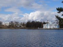 Rosja Wycieczka Środkowy Rosja pushkin Wiosna Fotografia Stock