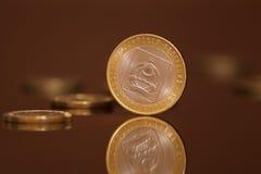 rosjanin gotówkowy rocznica pieniądze Zdjęcie Royalty Free