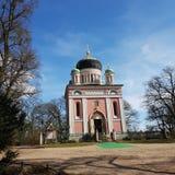 rosjanin kościoła zdjęcie royalty free