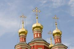 rosjanin kościoła Obrazy Stock