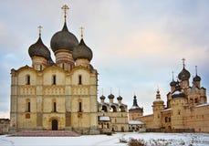 rosjanin kościoła Obrazy Royalty Free