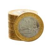 Rosjanin moneta Fotografia Royalty Free
