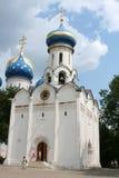 rosjanin ortodoksyjny kościoła Zdjęcie Royalty Free
