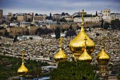 rosjanin ortodoksyjny kościoła Obrazy Royalty Free