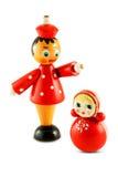 Rosjanin zabawki Obraz Stock