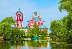 Rosjanina krajobraz Obraz Royalty Free