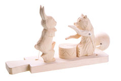 rosjanina tradycyjny zabawkarski Zdjęcie Royalty Free