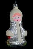 Rosjanina Xmas ornamentu rocznika szkła zabawka Fotografia Royalty Free