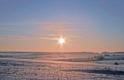 rosji zima Fotografia Stock