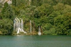 Roski Slap waterfalls Stock Photo