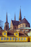 Roskilde Cathedral, Denmark Royalty Free Stock Image