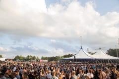 Roskilde festiwal 2016 Obrazy Royalty Free