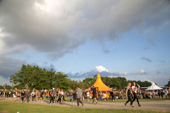 Roskilde festiwal 2016 Zdjęcia Stock