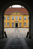 Roskilde Palace Royalty Free Stock Photos