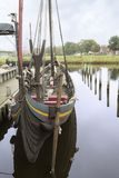 Roskilde warships outdoor museum Royalty Free Stock Photography