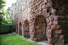 Roslin-Schloss Schottland Lizenzfreie Stockfotografie