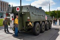 ROSOMAK Medical Evacuation Vehicle version Stock Images