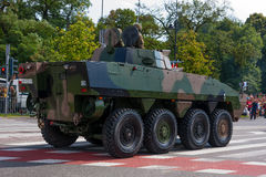 ROSOMAK Wheeled Armored Vehicle Stock Photos
