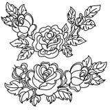 Rosor Royaltyfria Bilder