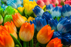 Rosor från Amsterdam Royaltyfria Foton