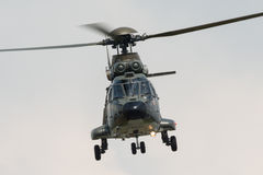 Aérospatiale SA 330 Puma of the Swiss Air Force Royalty Free Stock Photography