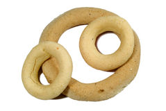 Rosquillas, bocado típico del Honduran. Fotos de archivo libres de regalías