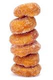 Rosquillas, guarnizioni di gomma piuma spagnole tipiche Fotografia Stock Libera da Diritti