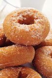 Rosquillas, typical spanish donuts Stock Images