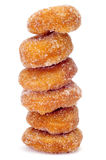 Rosquillas, typical spanish donuts Royalty Free Stock Photography