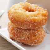 Rosquillas, typische Spaanse donuts Stock Foto's