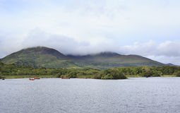Ross Bay Lough Leane Lower Lake. Royalty Free Stock Photography