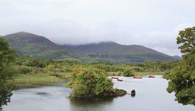 Ross Bay Lough Leane Lower Lake. Stock Photos