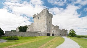 Ross Castle Royalty Free Stock Image