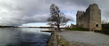 Ross Castle images stock