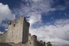 Ross Castle. In Killarney, Ireland stock photo