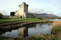 Ross Castle Stock Foto