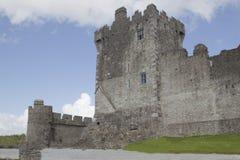 Ross castle Caislean Ross Killarney Ireland.  Stock Photo