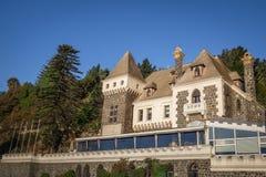 Ross Castle - Castillo Ross - Vina del Mar, Chile. Ross Castle - Castillo Ross in Vina del Mar, Chile stock photos