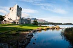 Ross castle, Co. Kerry, Ireland. Stock Photos
