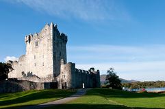 Ross castle, Co. Kerry, Ireland. Stock Photo