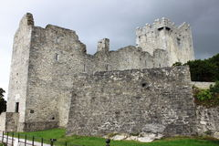 Ross Castle in Ireland Royalty Free Stock Image