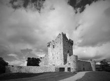 Ross Castle, Irland Stockbilder