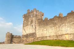 Ross castle in Killarney Royalty Free Stock Images