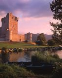 Ross Castle Killarney Royalty Free Stock Photo